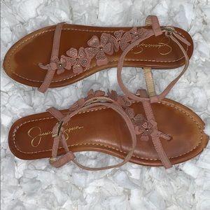 Jessica Simpson Flat Sandals